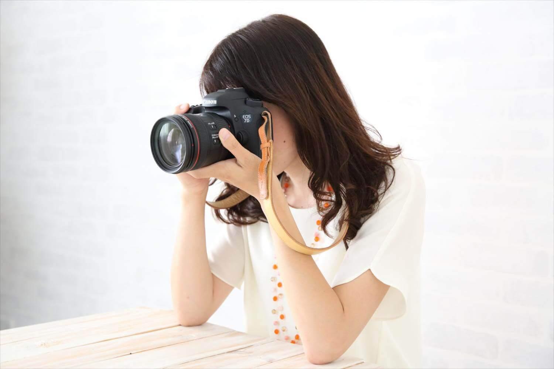 カメラの持ち方の基本
