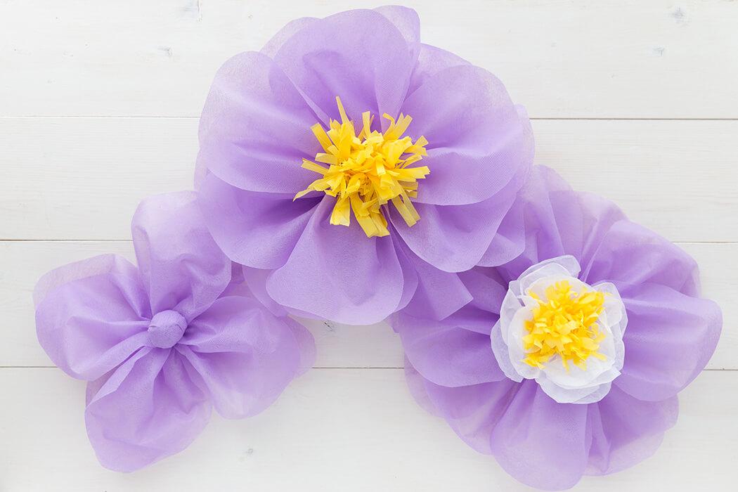 お花の種類を増やしてみる
