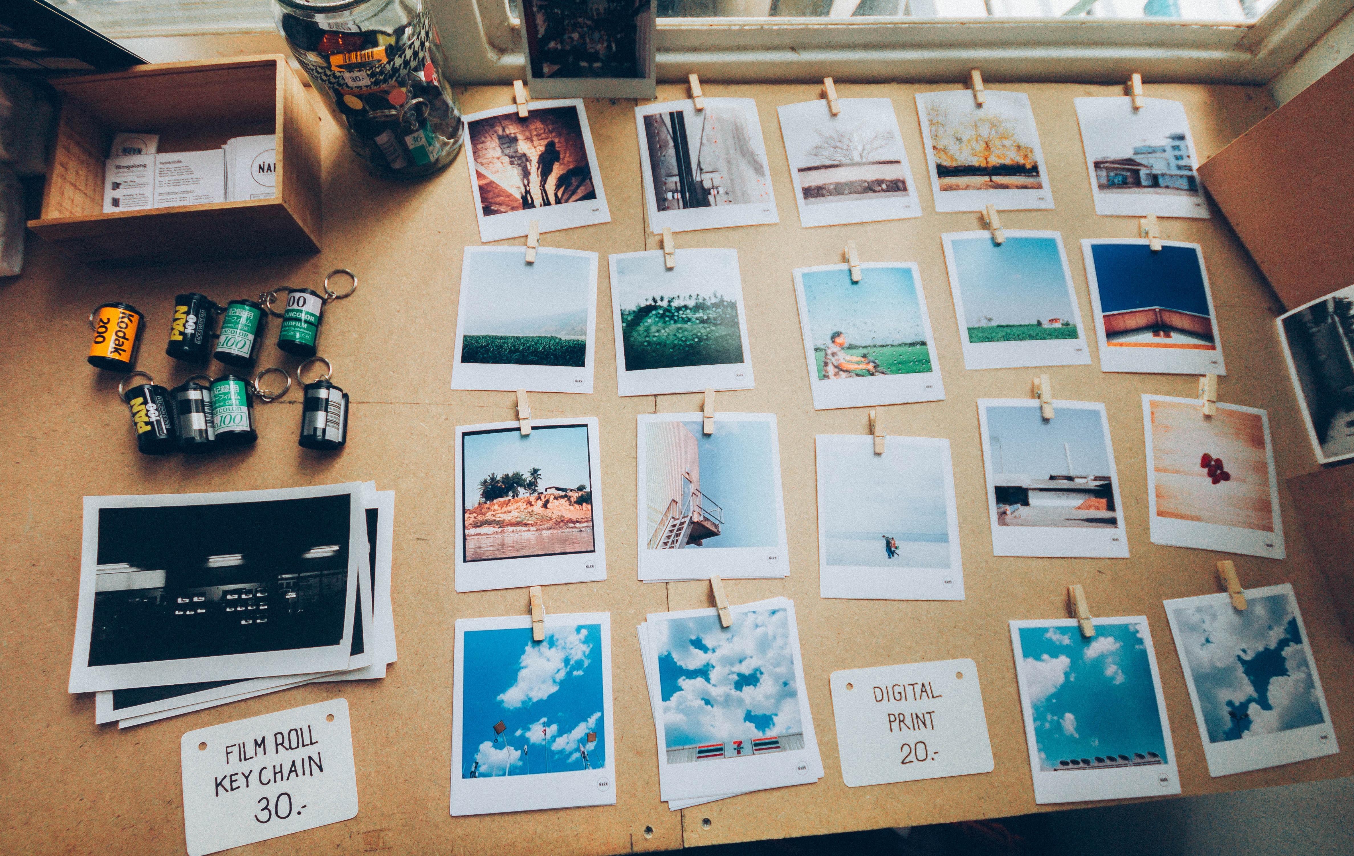 フォトブックに載せる写真はどう選べばいいの?
