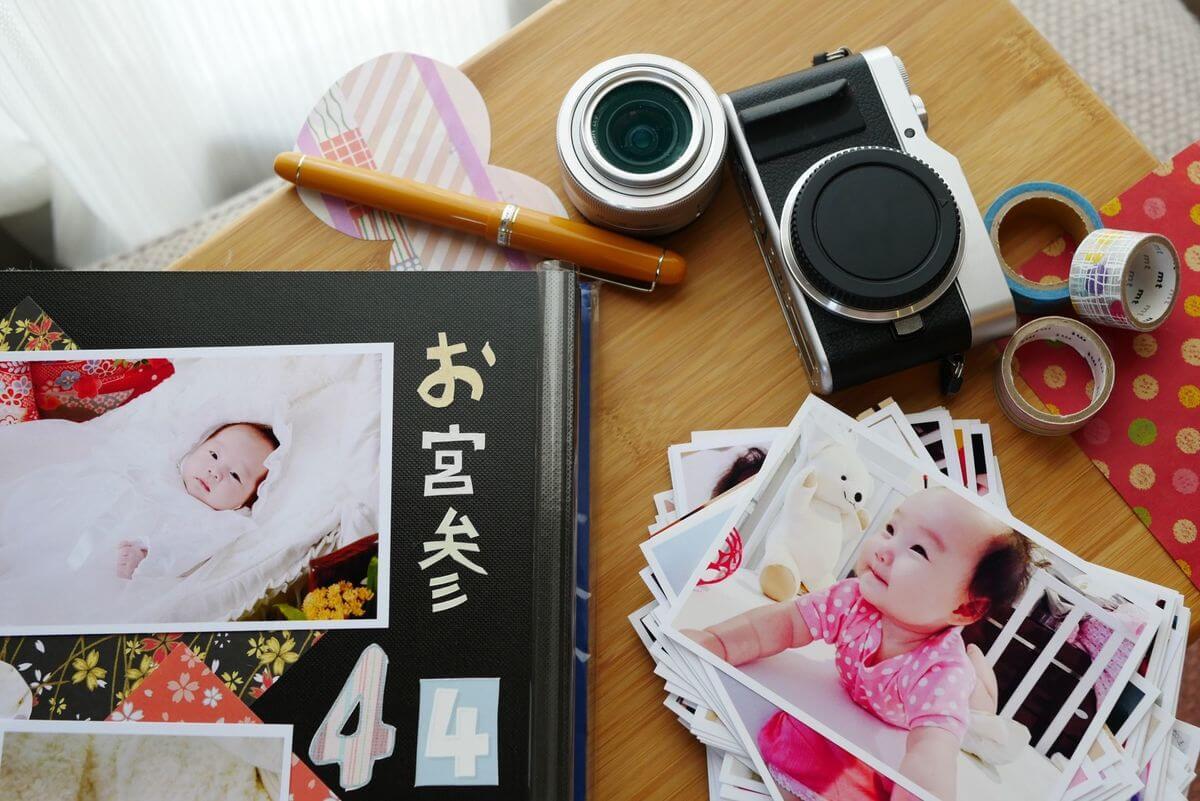 スッキリ簡単!子供の写真おすすめ整理術4選