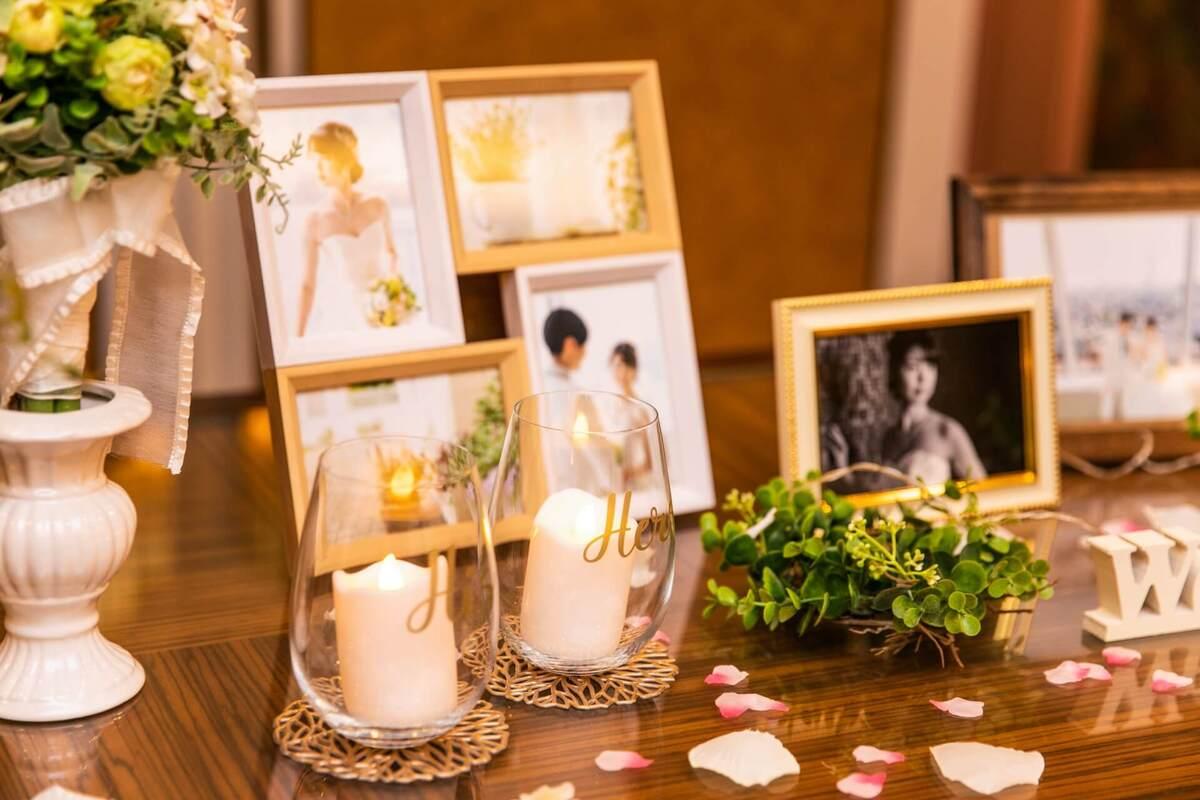 結婚式写真整理まとめ