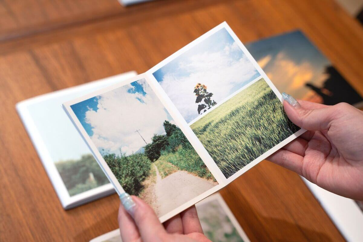 ずぼらさんにおすすめの写真整理法は「フォトブック」