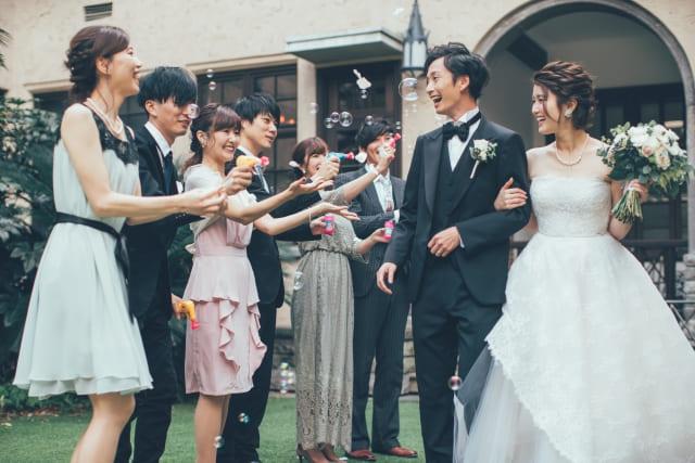 結婚式を写真に残す|少人数婚・家族婚のおすすめショット