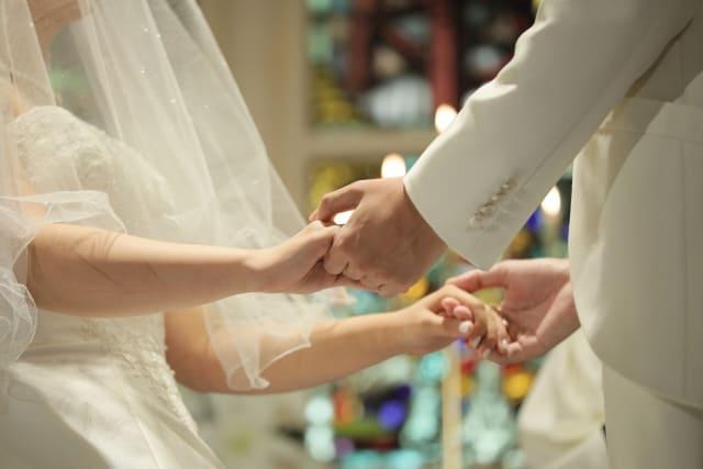 結婚式を写真に残す|オンライン婚のおすすめショット