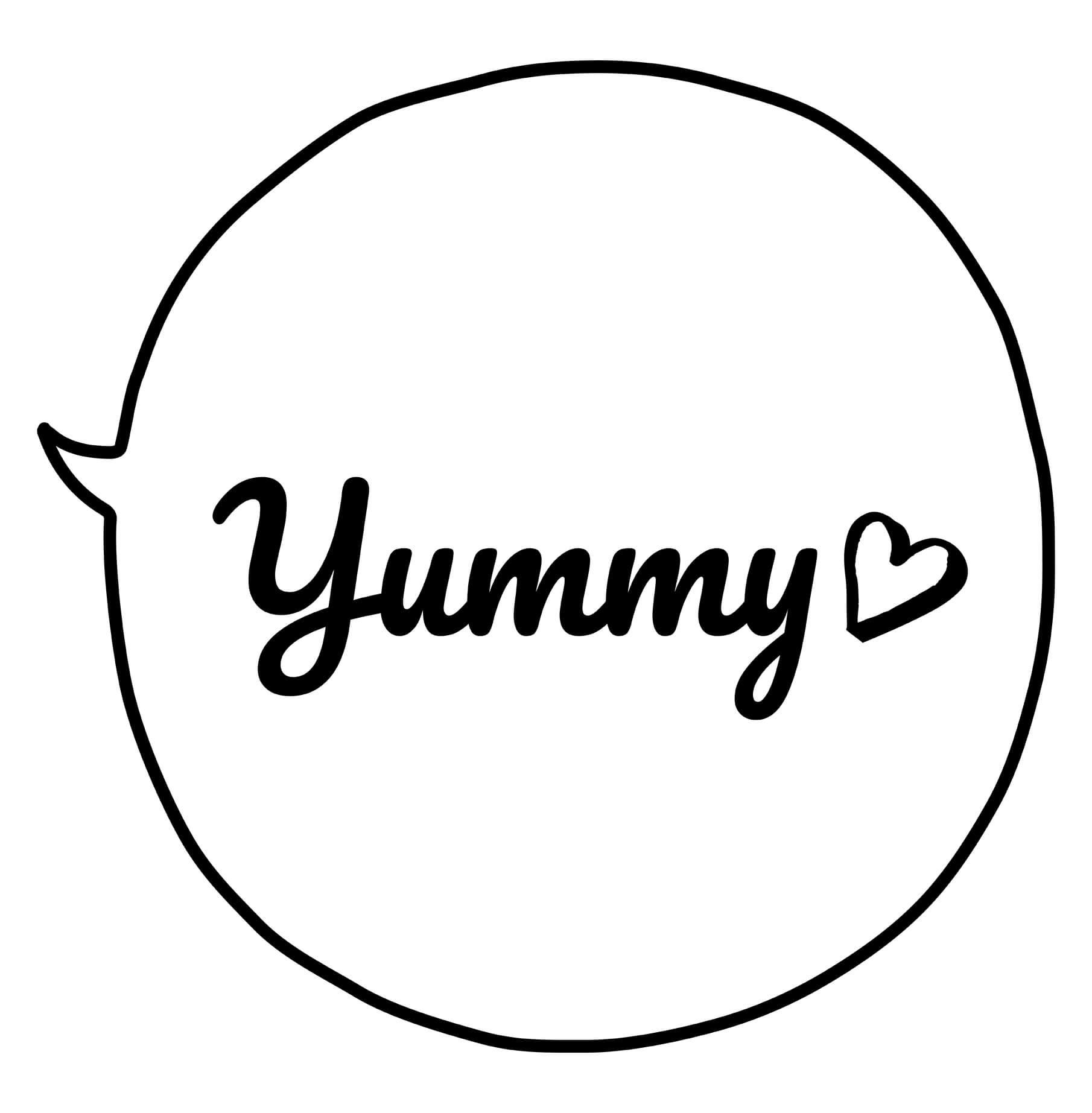Yummy①
