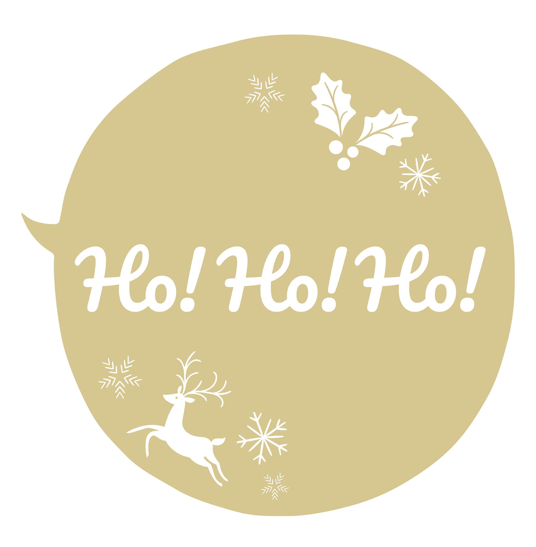Ho!Ho!Ho!①