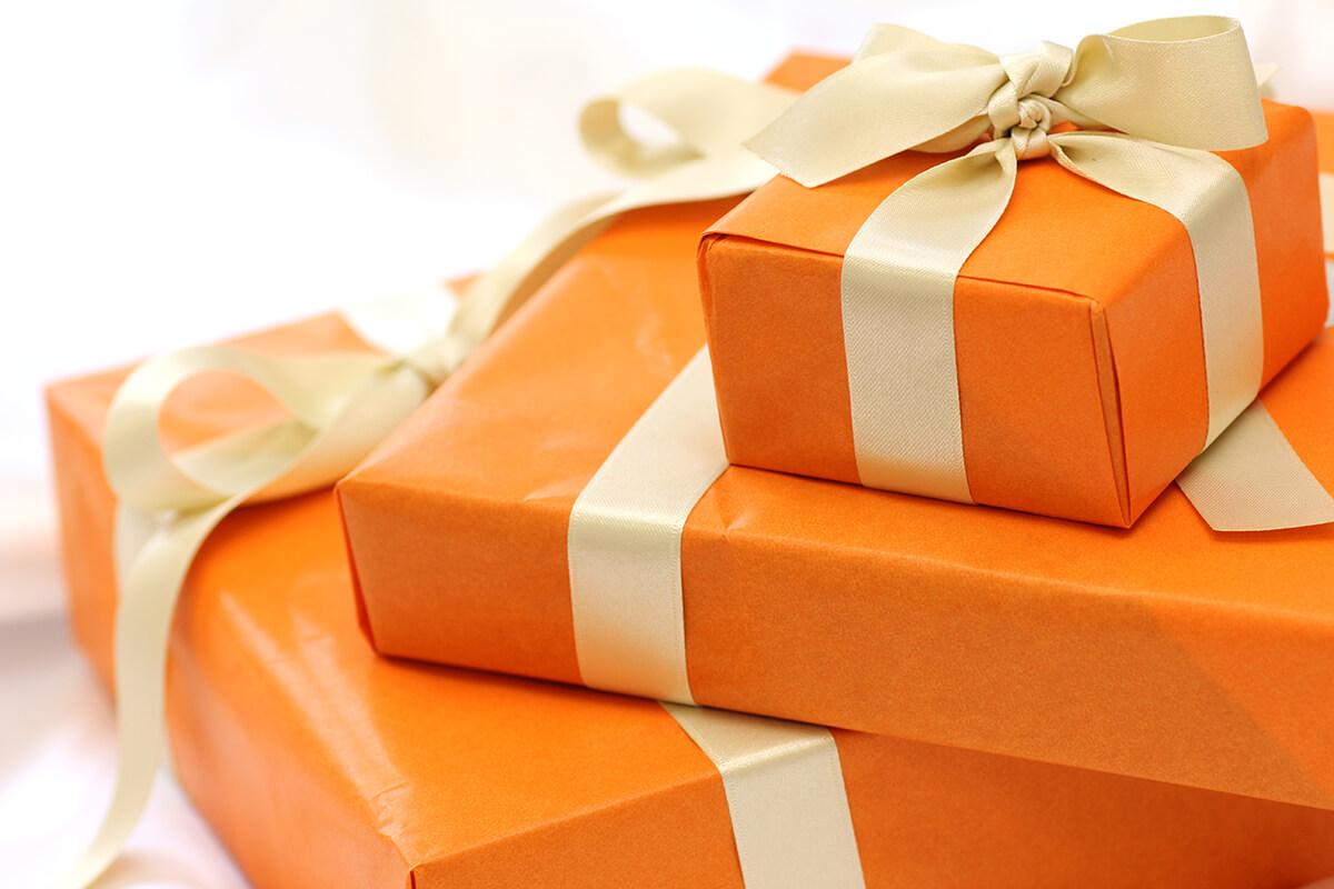 Present プレゼント