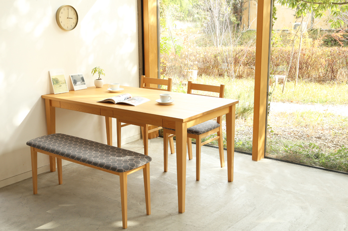 キシル サイズオーダーテーブル